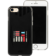 Tribe Star Wars Darth Vader pouzdro pro iPhone 6/6s/7 - Černé