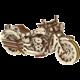 Stavebnice - Motorka Cruiser V-Twin (dřevěná)