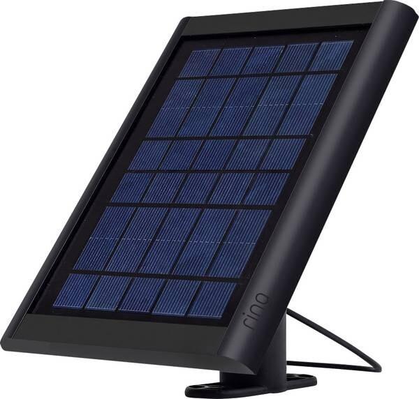 Ring Solar Panel for Spotlight Cam, Black