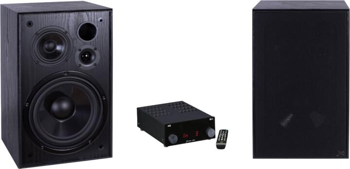 AQ M4D + repro Tango 95, černá