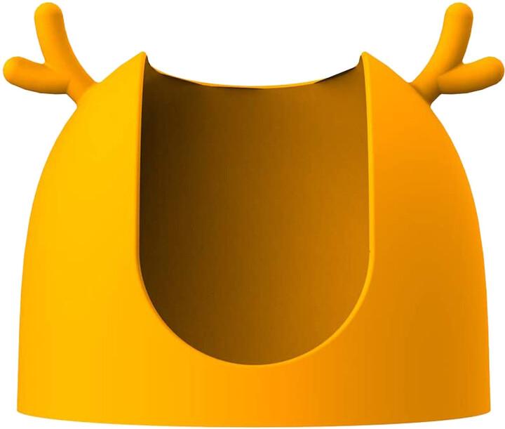 Dahua pouzdro, silikon, pro IMOU Ranger 2, oranžová