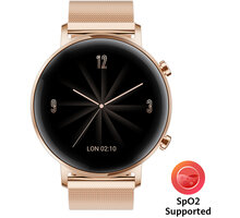Huawei Watch GT 2 Classic Edition 42 mm (Rose Gold) - 55024610