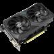 ASUS GeForce DUAL-GTX1660S-O6G-MINI, 6GB GDDR6