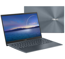 ASUS Zenbook UX325JA, šedá Servisní pohotovost – vylepšený servis PC a NTB ZDARMA + O2 TV Sport Pack na 3 měsíce (max. 1x na objednávku)