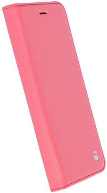 Krusell flipové pouzdro MALMÖ FolioCase pro Samsung Galaxy S7, růžová