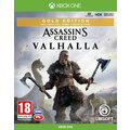 Assassin's Creed: Valhalla - Gold Edition (Xbox ONE)