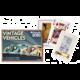 Hrací karty Piatnik Kanasta - Vintage Vehicles