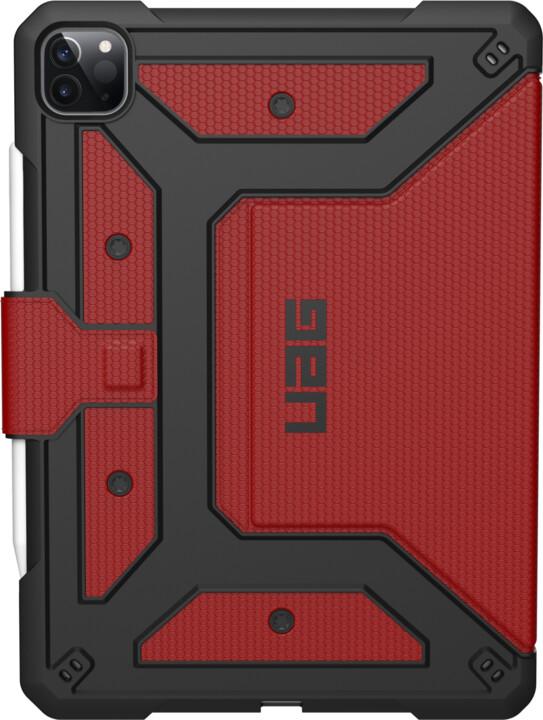 "UAG pouzdro Metropolis pro iPad Pro 12.9"" (2020), červená"