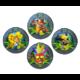 Podtácky Crash Bandicoot - 3D