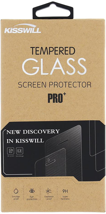 Kisswill Tvrzené sklo 0.3 mm pro HTC 628