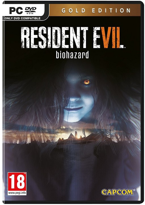 Resident Evil 7: Biohazard - Gold Edition (PC)