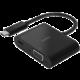 Belkin adaptér USB-C - VGA, USB-C PD, 1080p@60Hz, 60W, černá