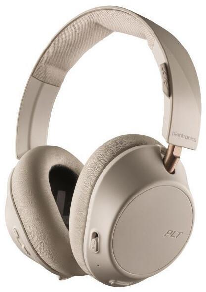 Plantronics Backbeat GO 810, béžová