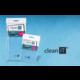 Clean IT čisticí utěrka z mikrovlákna, velká světle modrá