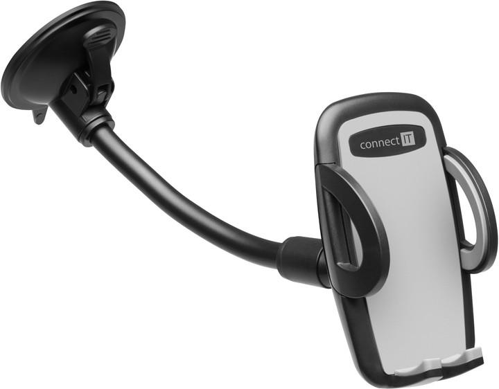 CONNECT IT InCarz univerzální držák na mobilní telefon do auta, dlouhá verze