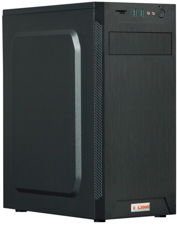 HAL3000 PowerWork 120, černá