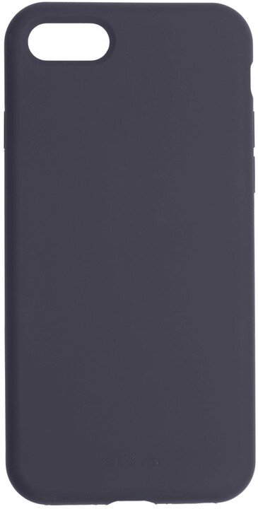 FIXED silikonový kryt Flow pro Apple iPhone 7/8/SE (2020), modrá