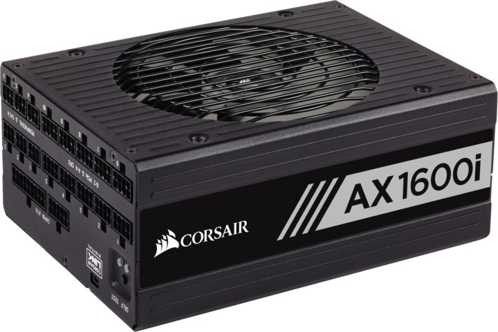 Corsair AX1600i, 1600W