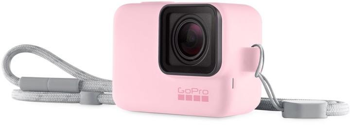 GoPro sleeve Lanyard, růžová
