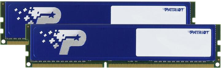 Patriot Signature Line 8GB (2x4GB) DDR3 1333 w/heatshield