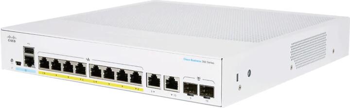 Cisco CBS250-8P-E-2G