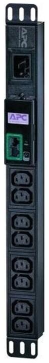 APC Easy PDU, 1U, 16A, 230V, (8)C13, IEC C14 (2.5m)
