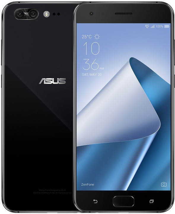 ASUS ZenFone 4 Pro ZS551KL-2A013WW, černá
