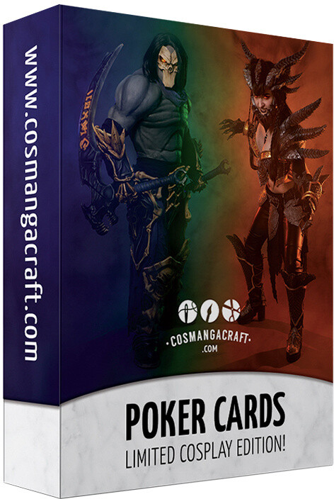 Hrací karty Cosplay
