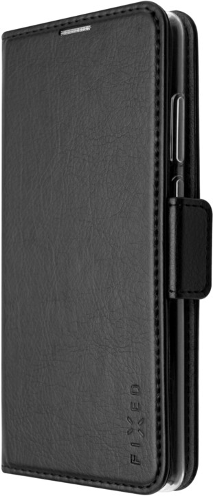 FIXED flipové pouzdro Opus New Edition pro Nokia 5.3, černá