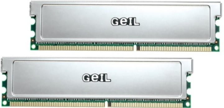 Geil Value 2GB (2x1GB) DDR2 800