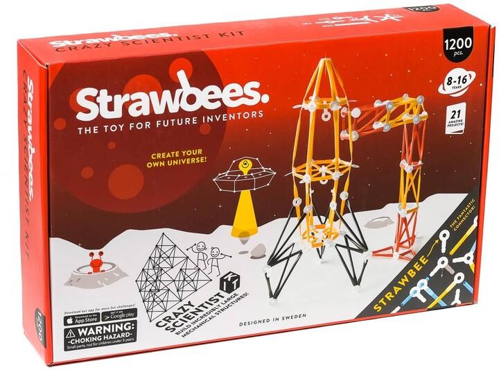 Strawbees Crazy Scientists Kit