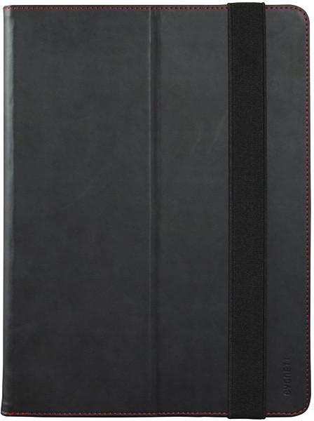 """Cygnett Univerzální Nanogrip pouzdro pro tablety 10"""" - černá s červeným lemováním"""