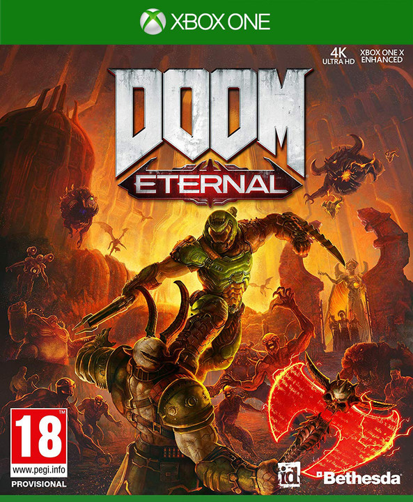 DOOM: Eternal (Xbox ONE)