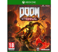 DOOM: Eternal (Xbox ONE) + Steelbook DOOM: Eternal