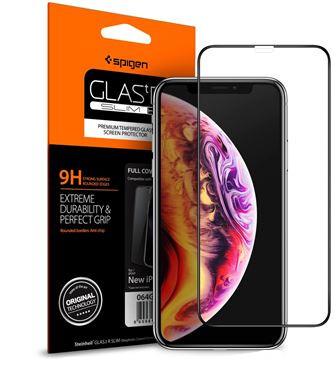 Spigen ochranné sklo Align Glass FC pro Apple iPhone 11/XR
