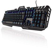 Hama uRage Cyberboard Premium, černá, CZ/SK - 113755