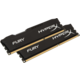 HyperX Fury Black 8GB (2x4GB) DDR4 2400