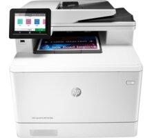 HP LaserJet Pro M479fdn - W1A79A + Microsoft Office 365 pro jednotlivce 1 rok, bez média v hodnotě 1 790 Kč