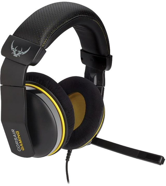 Corsair Gaming H1500, Yellowjacket