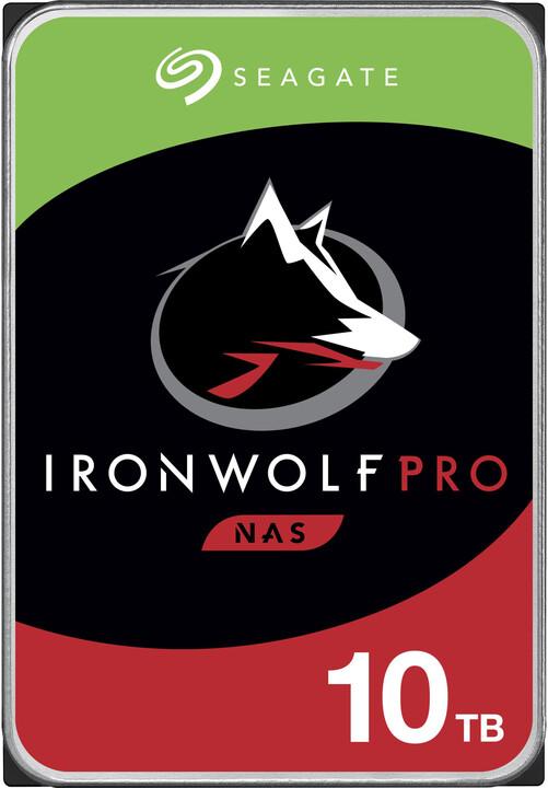 """Seagate IronWolf PRO, 3,5"""" - 10TB"""