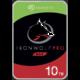 """Seagate IronWolf PRO, 3,5"""" - 10TB O2 TV Sport Pack na 3 měsíce (max. 1x na objednávku)"""