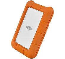 LaCie Rugged Thunderbolt - 5TB, oranžová - STFS5000800