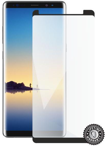 Screenshield ochrana displeje Tempered Glass pro SAMSUNG Galaxy Note 9 (N960) (case friendly), černá