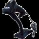 Virtuos HT-900A, USB (emulace klávesnice/RS232), černá