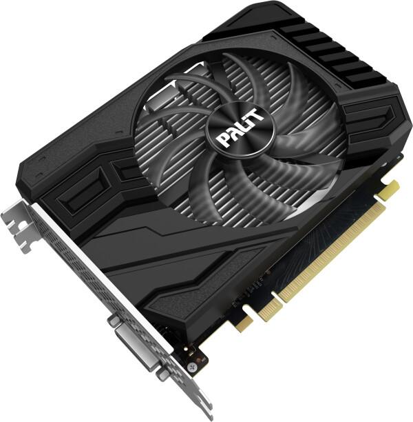 PALiT GeForce GTX 1650 Super StormX 4 GB, 4GB GDDR6