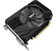 PALiT GeForce GTX 1650 Super StormX 4 GB, 4GB GDDR6 - NE6165S018G1-166F