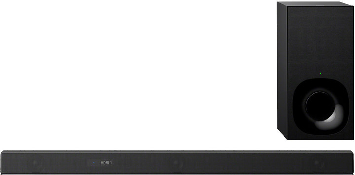 Sony HT-ZF9, 3.1, černá
