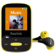 SanDisk Sansa Clip Sports 8 GB, žlutá