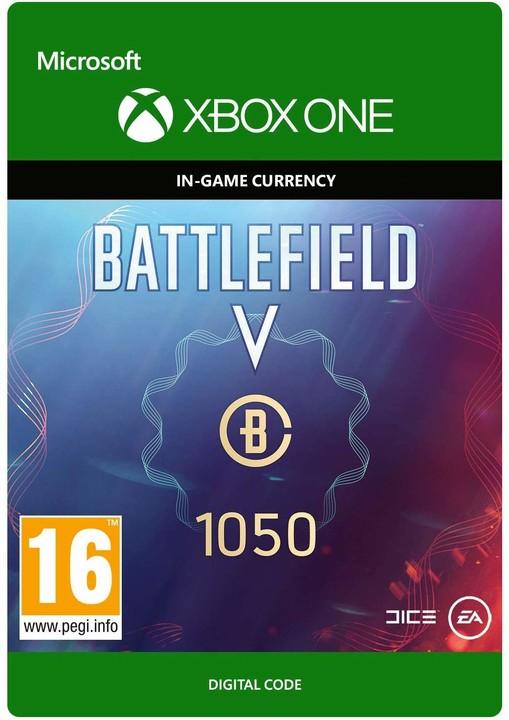 Battlefield V - 1050 Company Coins (Xbox ONE) - elektronicky