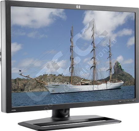 """HP ZR30w - LCD monitor 30"""""""